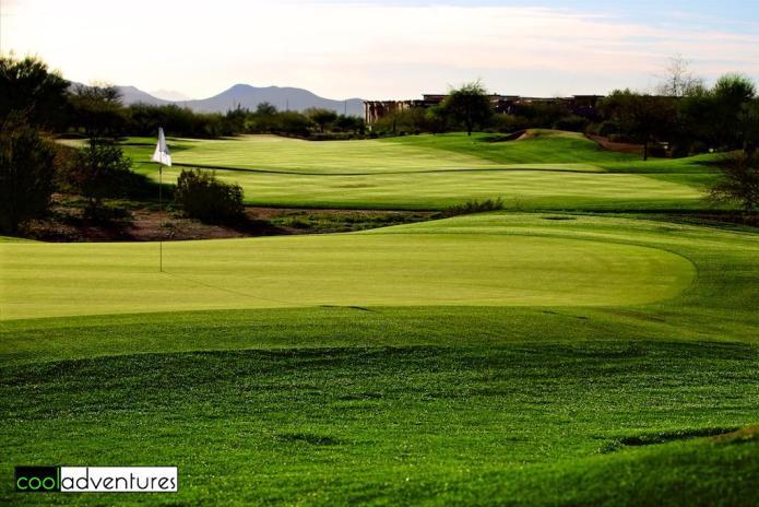Wildfire Golf Club, Desert Ridge, Phoenix, Arizona