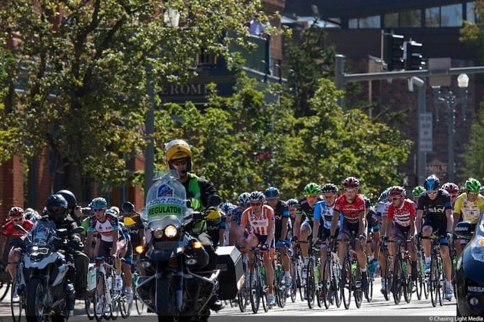 USA Pro Challenge 2013 Stage 2 Start: Aspen