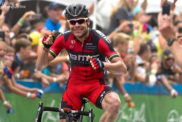 Cadel Evans wins Tour of Utah 2014 Stage 6