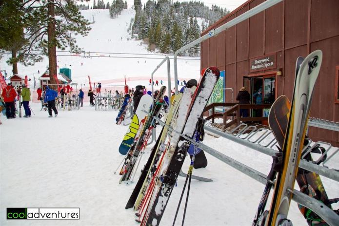 Homewood Mountain Sports, Lake Tahoe, California