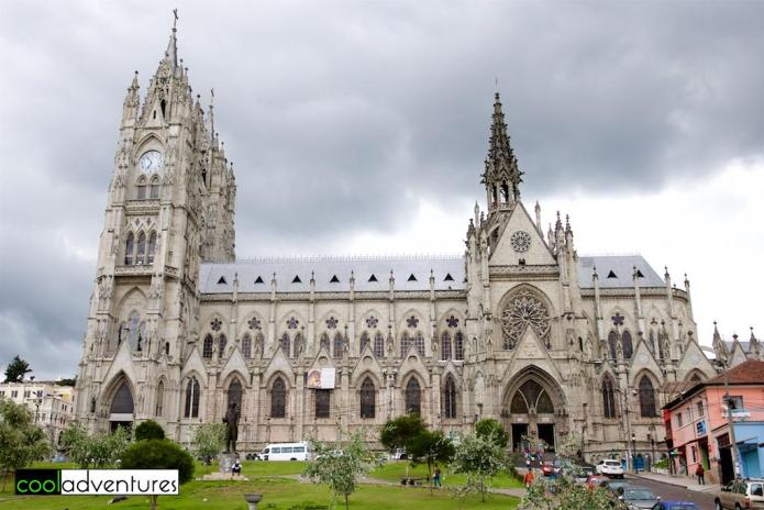 Things to do in Quito: Basílica del Voto Nacional