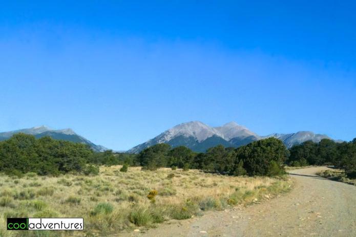 Climbing Mount Shavano