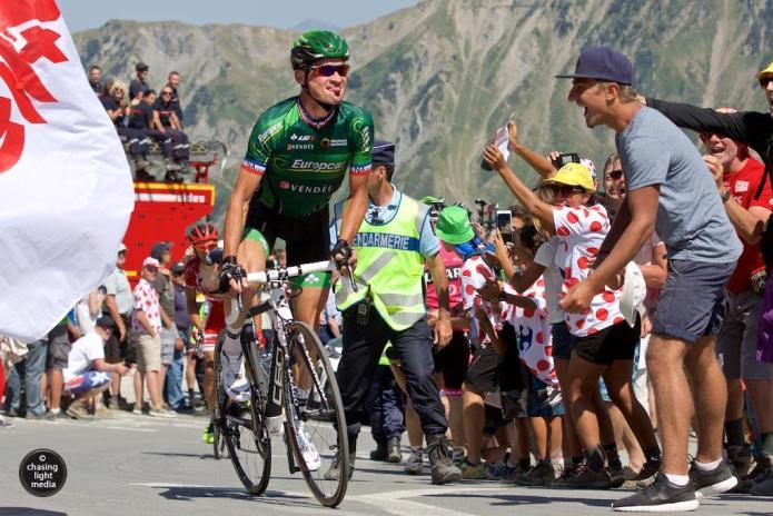 Tommy Voeckler, Team Europcar Tour de France 2015 Stage 11 Col du Tourmalet