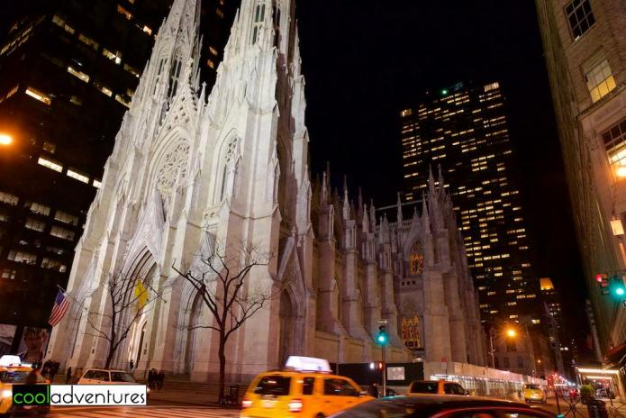 Saint Patrick's Cathedral, New York, New York