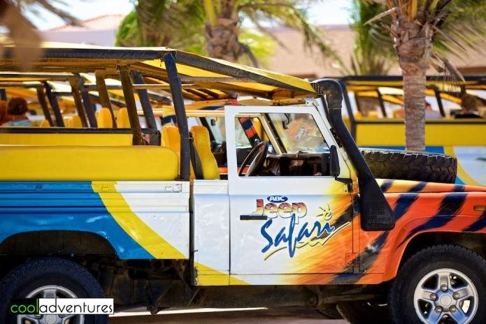Red Sail Sports Jeep Safari, Aruba