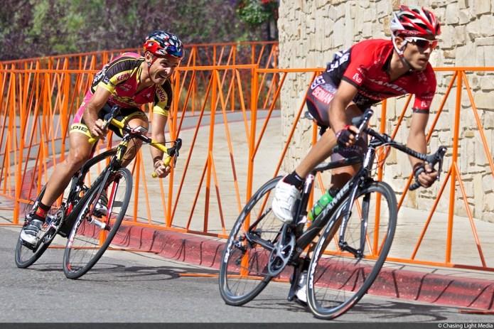 Francisco Mancebo, Janier AcevedoTour of Utah 2013 Stage 6