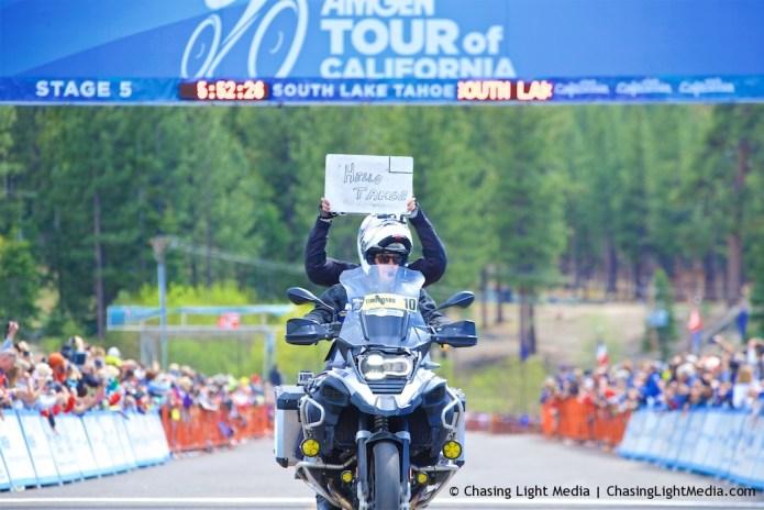 Amgen Tour of California 2016 Stage 5, South Lake Tahoe