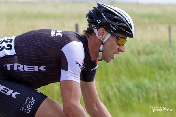 Jens Voigt, Tour of Utah 2014