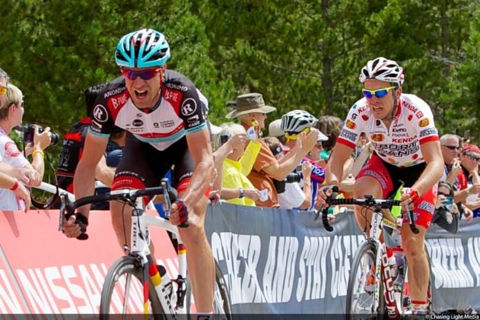 Jens Voigt USA Pro Challenge 2013 Stage 3