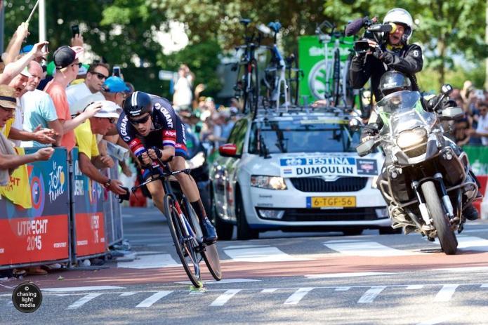 Tom Dumoulin, Team Giant-Alpecin, Tour de France 2015 Stage 1