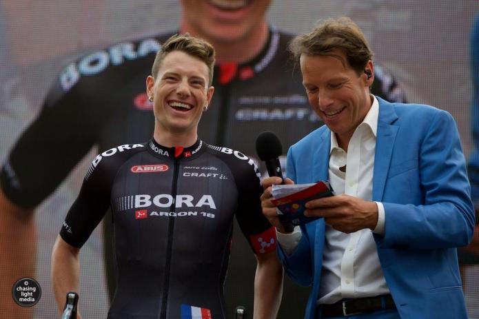 Bora-Argon 18, Tour de France 2015, Grand Départ