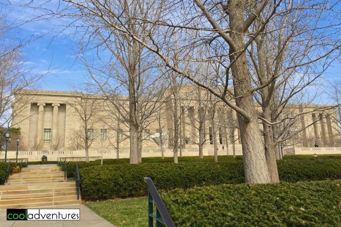 Nelson-Atkins Museum, Kansas City, Missouri
