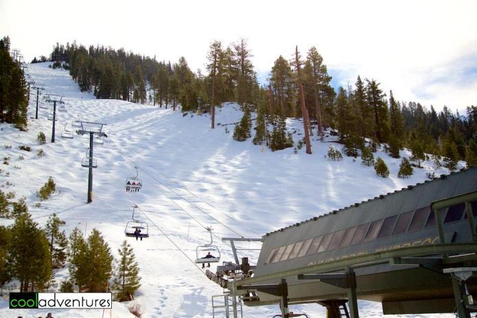 Gunbarrel, Heavenly Lake Tahoe, South Lake Tahoe, California