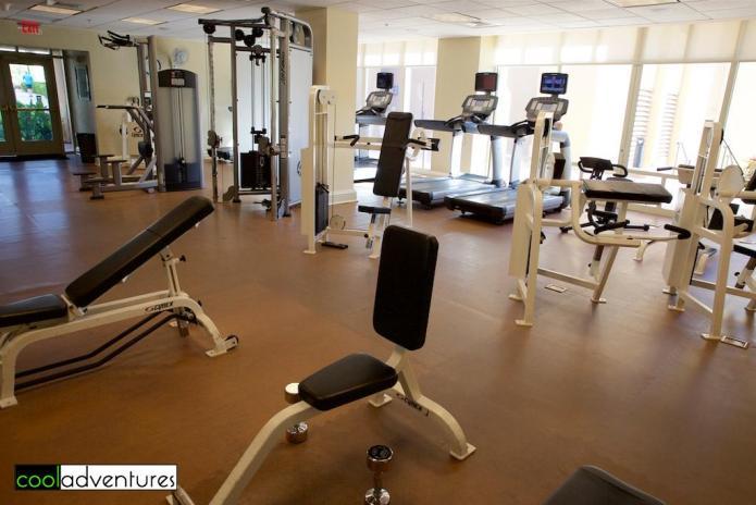 Fitness Center, JW Marriott Phoenix Desert Ridge Resort & Spa, Phoenix, Arizona