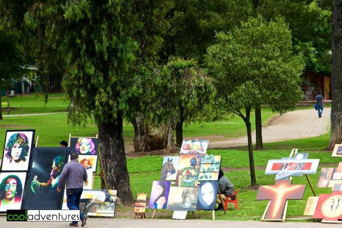 Things to do in Quito: El Ejido Park