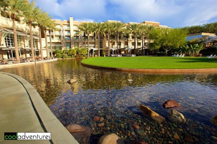 Sage Court, JW Marriott Phoenix, Arizona