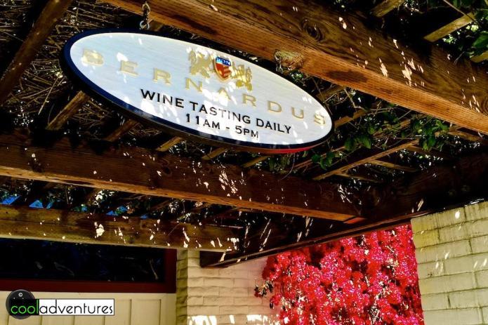 Bernardus Winery, Carmel Valley, California