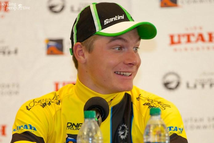 Moreno Hofland, Tour of Utah 2014 Stage 1