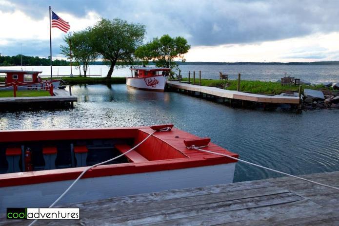 Eddy's Lake Mille Lacs Resort, Onamia, Minnesota Photo: Greg K. Hull © Chasing Light Media