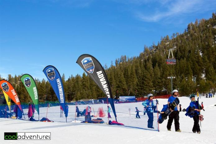 Heavenly Ski and Snowboard School, Heavenly Lake Tahoe, South Lake Tahoe, California