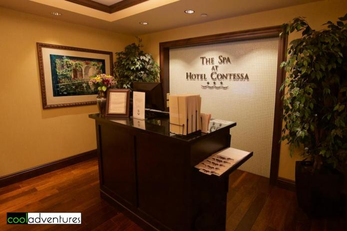 The Spa at Hotel Contessa, San Antonio, Texas