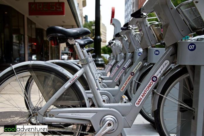 San Antonio Bcycle, San Antonio, Texas