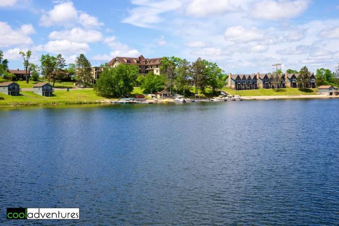 Madden's Resort on Gull Lake, Brainerd, Minnesota