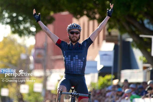 Joseph Rosskopf wins Redlands Bicycle Classic 2014