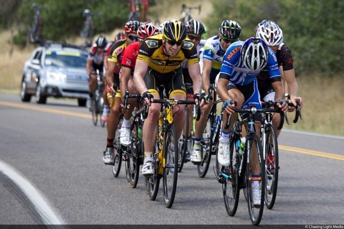 Tour of Utah 2013 Stage 6 Breakaway