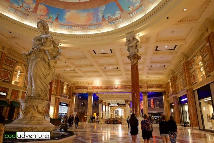 The Forum Shops at Caesars Palace, Las Vegas, Nevada