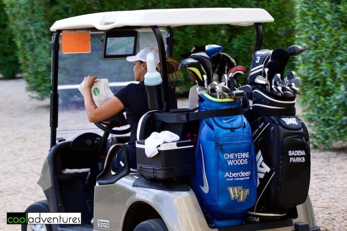 Cheyenne Woods and Sadena Parks at Wildfire Golf Club, JW Marriott Desert Ridge, Phoenix, Arizona