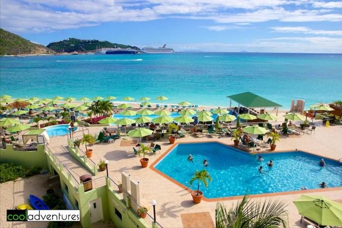 Sonesta Great Bay Beach Resort, Philipsburg, St Maarten
