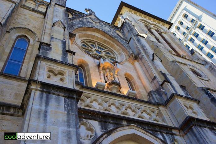 The San Fernando Cathedral, San Antonio, Texas
