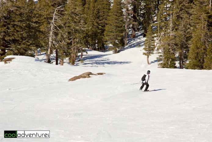 Greg Hull at Kirkwood Mountain Ski Resort