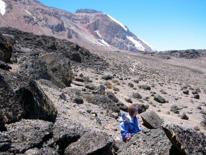 Kilimanjaro Machame Route Day 3