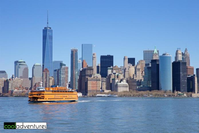 Staten Island Ferry, New York, New York