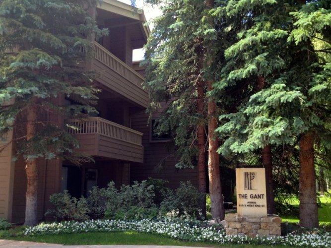 Aspen hotel: The Gant