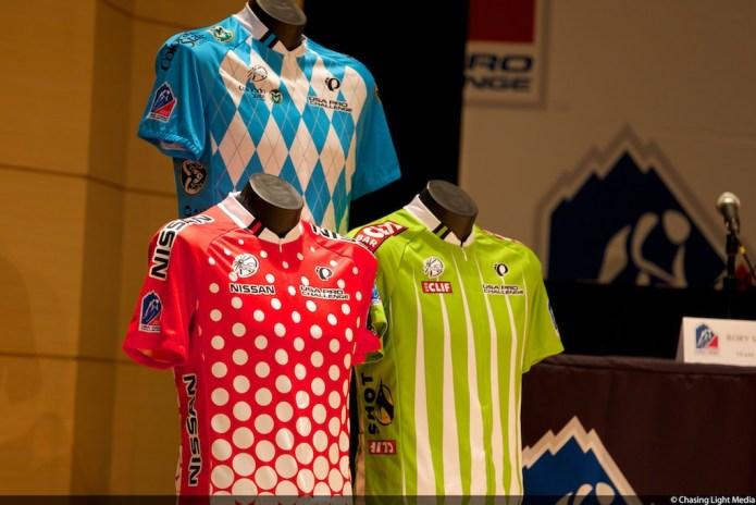 USA Pro Challenge 2013 jerseys