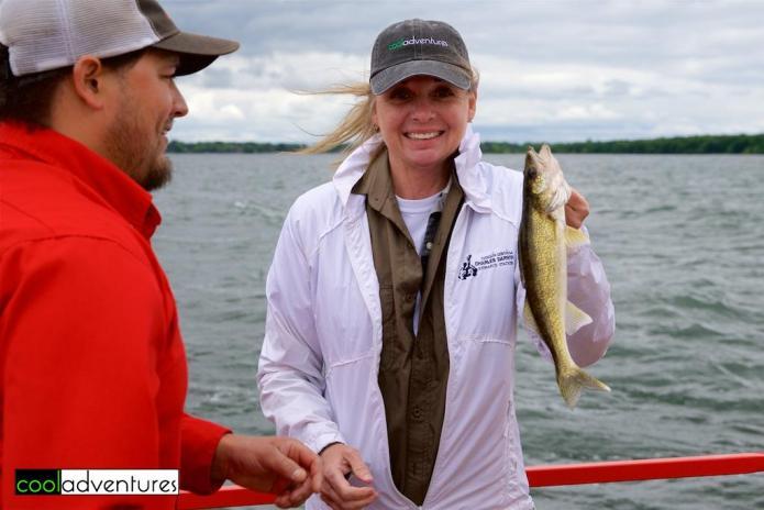 Kim Hull & Mike Verdeja, McQuoid's Inn, Lake Mille Lacs, Isle, Minnesota Photo: Greg K. Hull © Chasing Light Media