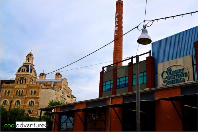 Pearl Brewery District, San Antonio, Texas