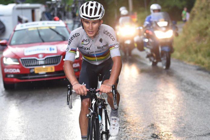 Michal Kwiatkowski, Tour de France Stage 12