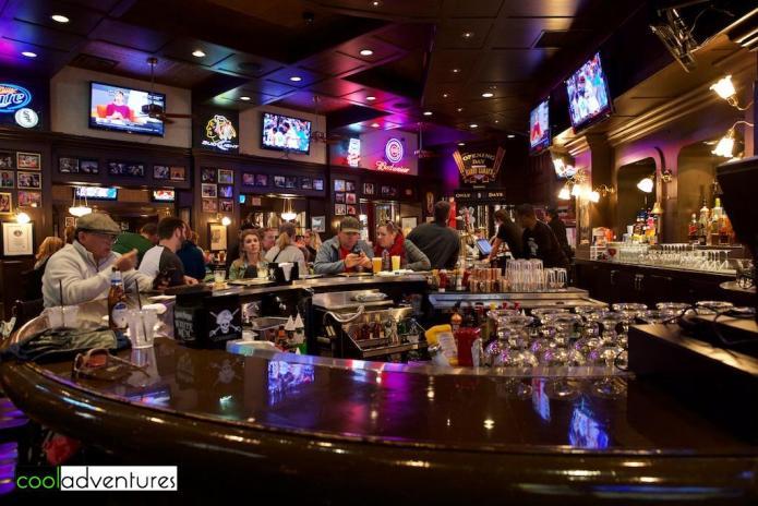 Harry Caray's Tavern, Navy Pier, Chicago, Illinois