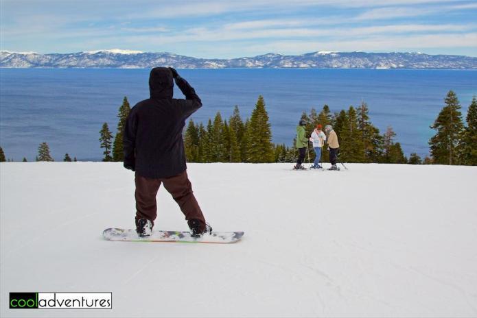 Homewood Mountain Resort views