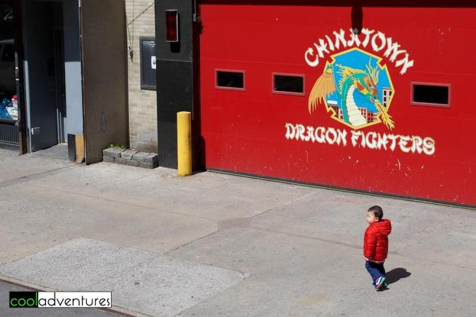 Chinatown Dragon Fighters, New York, New York