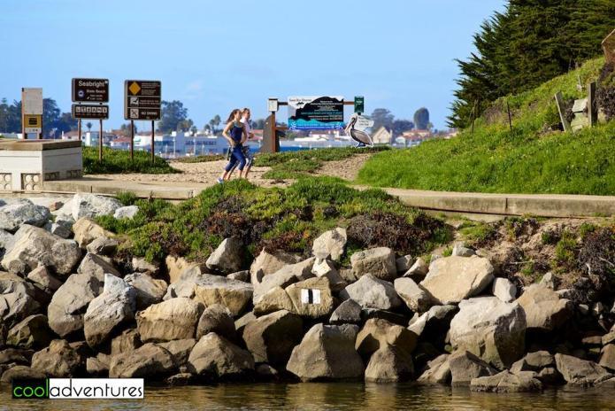Seabright Beach, Santa Cruz, California