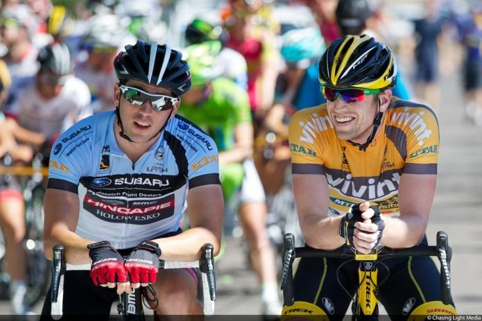 Tyler Magner, Martin Wesseman, Tour of Utah 2013 Stage 3