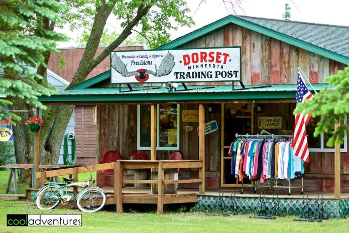 Trading Post, Dorset, Minnesota