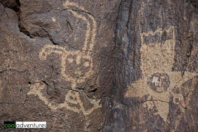 Petroglyph National Monument, Albuquerque, New Mexico