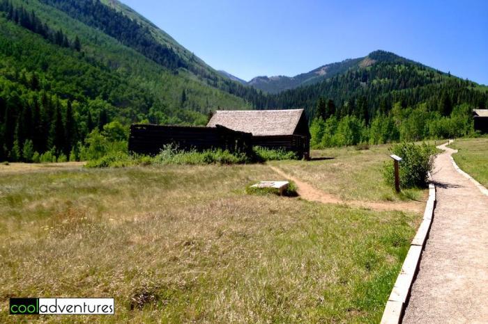 Ashcroft, River Run Trail near Aspen, ColoradoAshcroft, River Run Trail near Aspen, Colorado