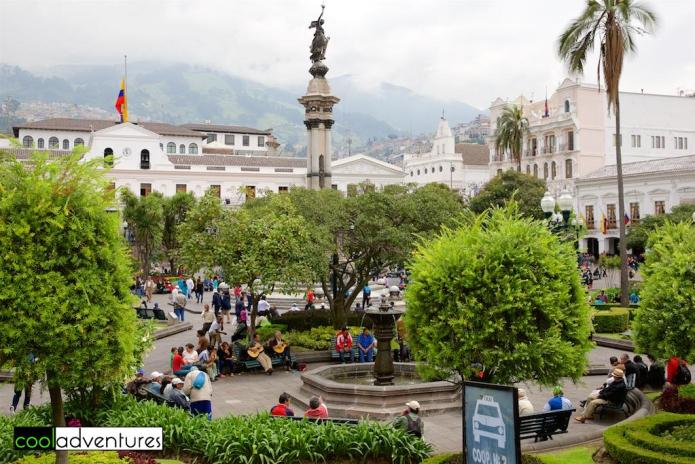 Things to do in Quito: Independence Plaza